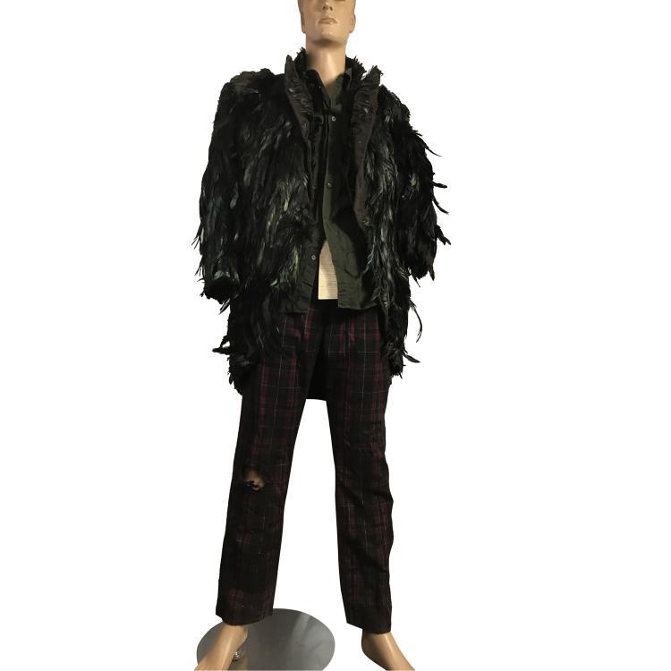 Salesman Brad Dourif Complete Costume Priest 2011