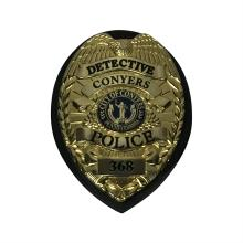Prisoners (2013) - Police Badge