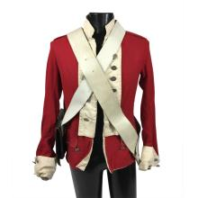 Pirates of the Caribbean (2003) - Redcoat Jacket,  Bayonet Baldric and Cartridge Box