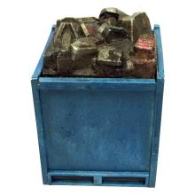 Real Steel (2011) - Trash Container Miniature Prop