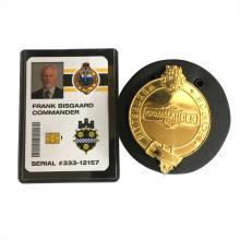Those Who Kill (2014) - James Morrison's Police ID & Badge