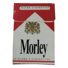 The X-Files (1993) - Smoking Man's Morley Cigarette Pack