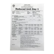 Harry Potter and the Half-Blood Prince (2009) - Day One Call Sheet