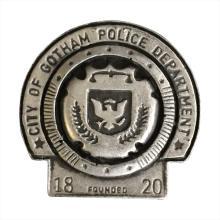 The Dark Knight (2008) - Gotham Police Badge