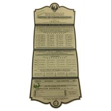 Fantastic Beasts and Where to Find Them (2016) - Notice of Contravention