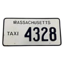 Girl, Interrupted (1999) - License Plate