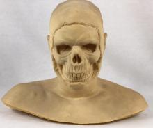 Lot 15: Phantoms (1998) - Skull Face Cast - Original Concept by Robert Kurtzman