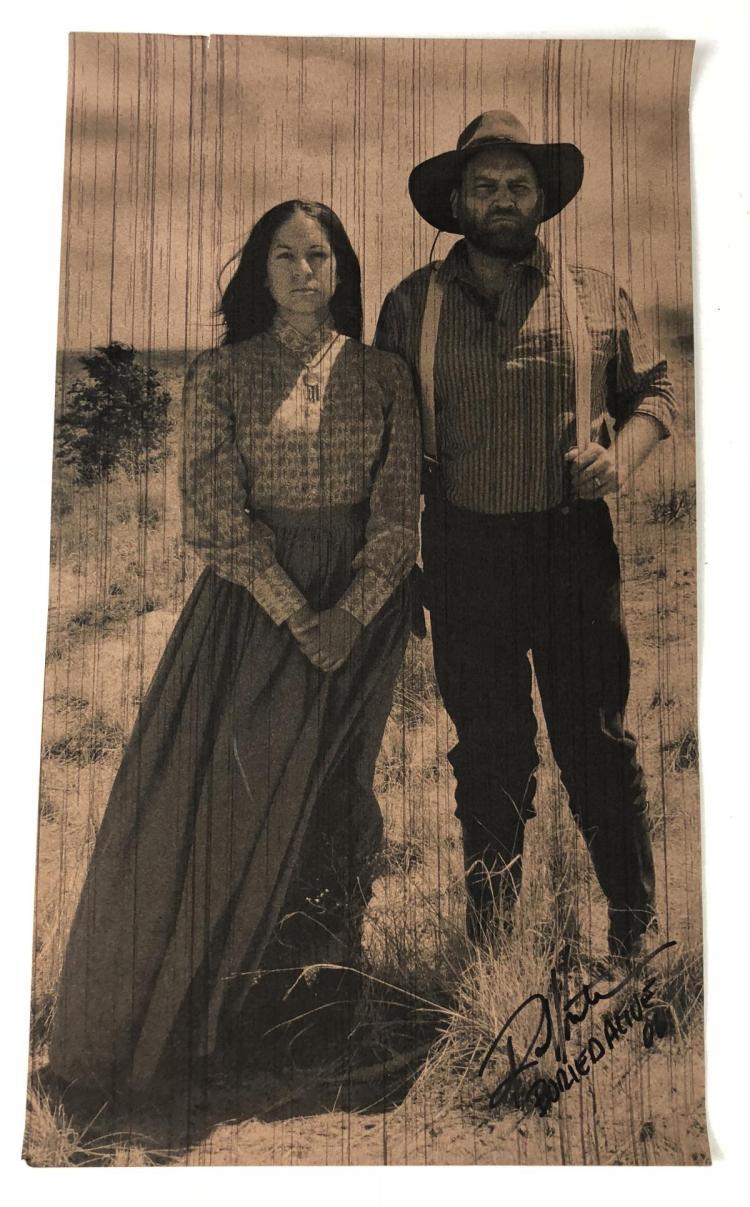 Buried Alive (2007) - Screen Used Vintage Photo Of Robert Kurtzman Photo #1