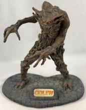 """Lot 65: """"Asskickers of the Damned"""" - Golem Tree Demon Concept Pitch Model"""