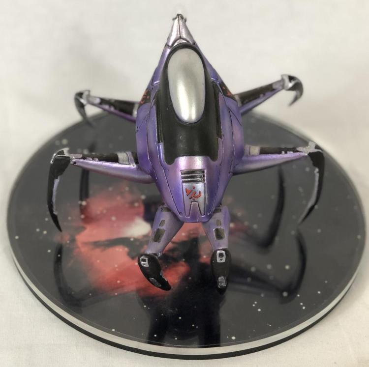 "Lot 74: ""Junk"" - Wes Craven - Bug Bot Ship Concept Pitch Model"