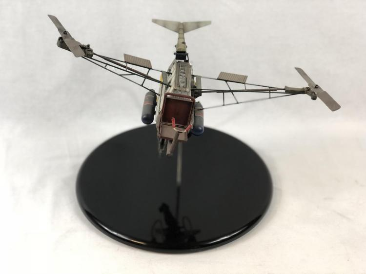 """Junk"" - Wes Craven - Prop Lawnmower Blade Helicopter Model"