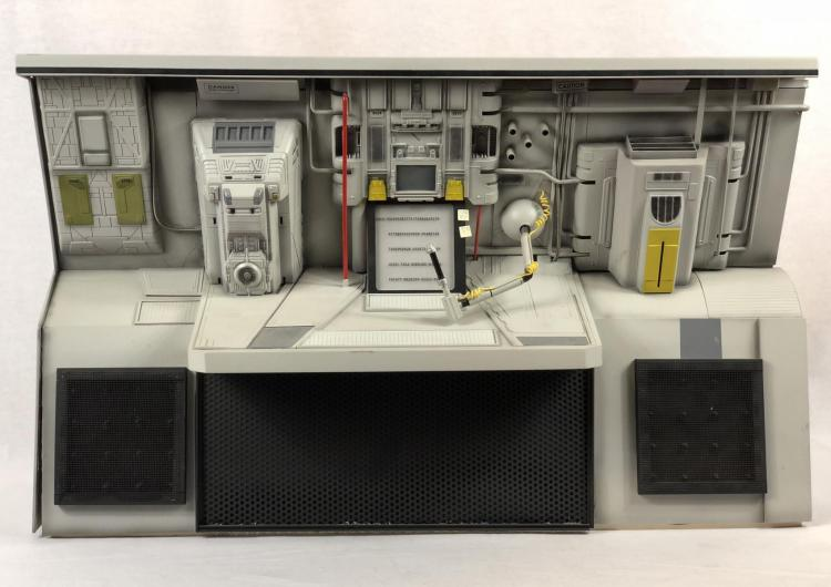 The Demolitionist (1995) - Control Room Miniature
