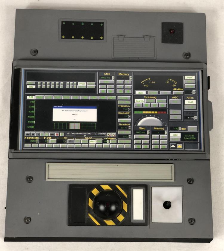 Lot 99: The Demolitionist (1995) - Control Panel Pad