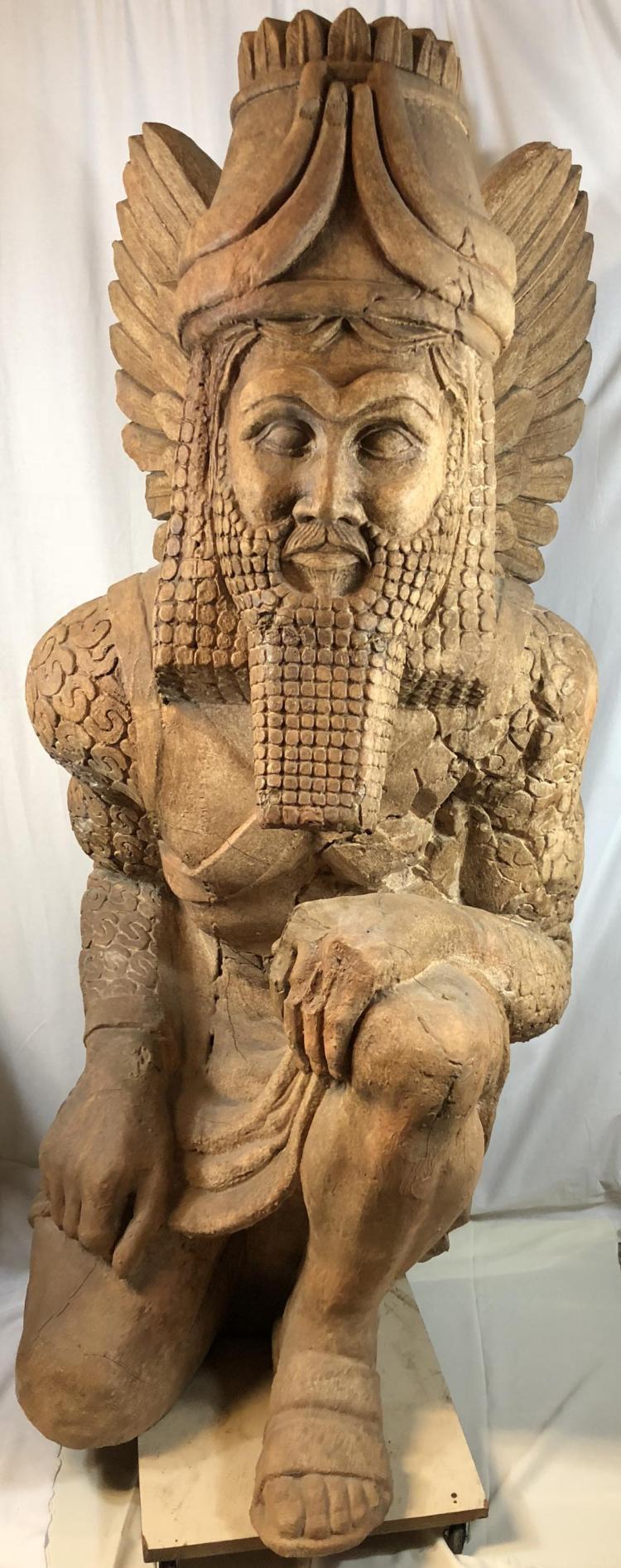 Wishmaster (1997) - Ahura Mazda Full Size Statue