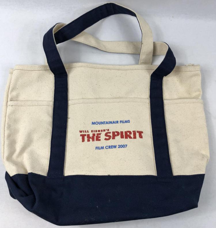 The Spirit (2008) - Crew Bag
