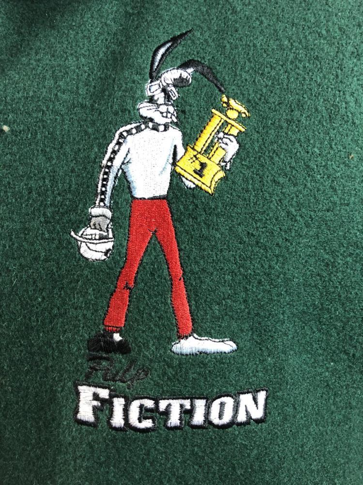 Lot 130: Pulp Fiction (1994) - Robert Kurtzman's Crew Jacket