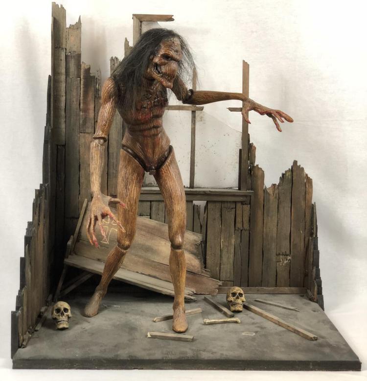 """Bump"" (2008?) - Creature Concept Model"