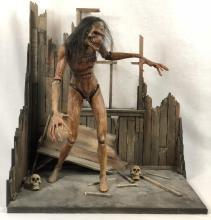 """Lot 131: """"Bump"""" (2008?) - Creature Concept Model"""