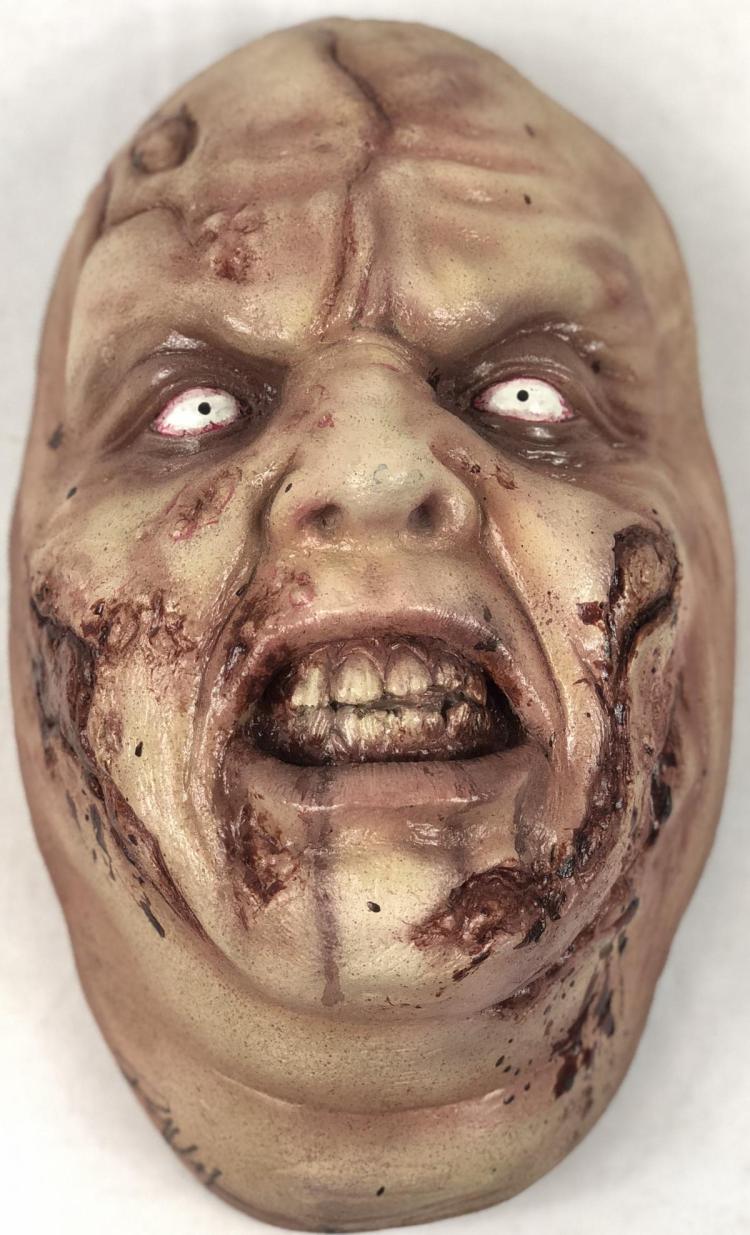 The Rage (2007) - Gor Mutation Half Cast Head Lot A