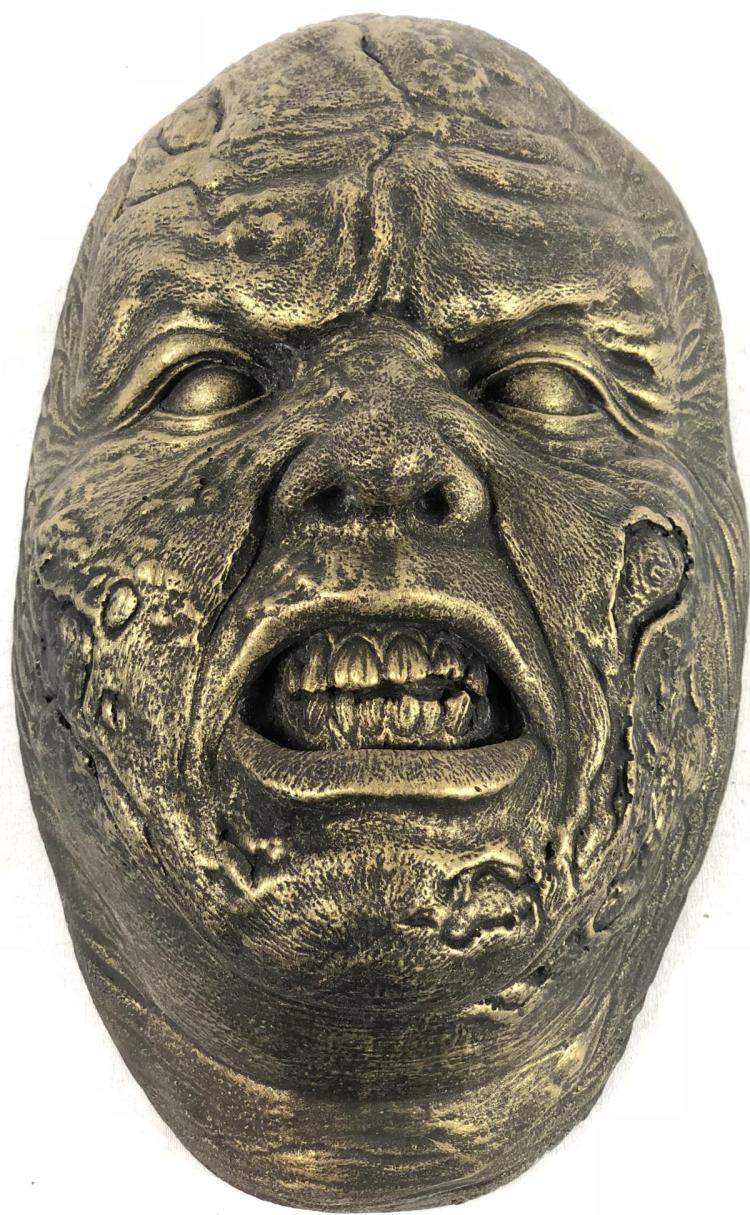 The Rage (2007) - Gor Mutation Half Cast Head Lot B