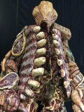 Lot 154: John Dies at the End (2012) - Meat Monster 6 Foot Statue