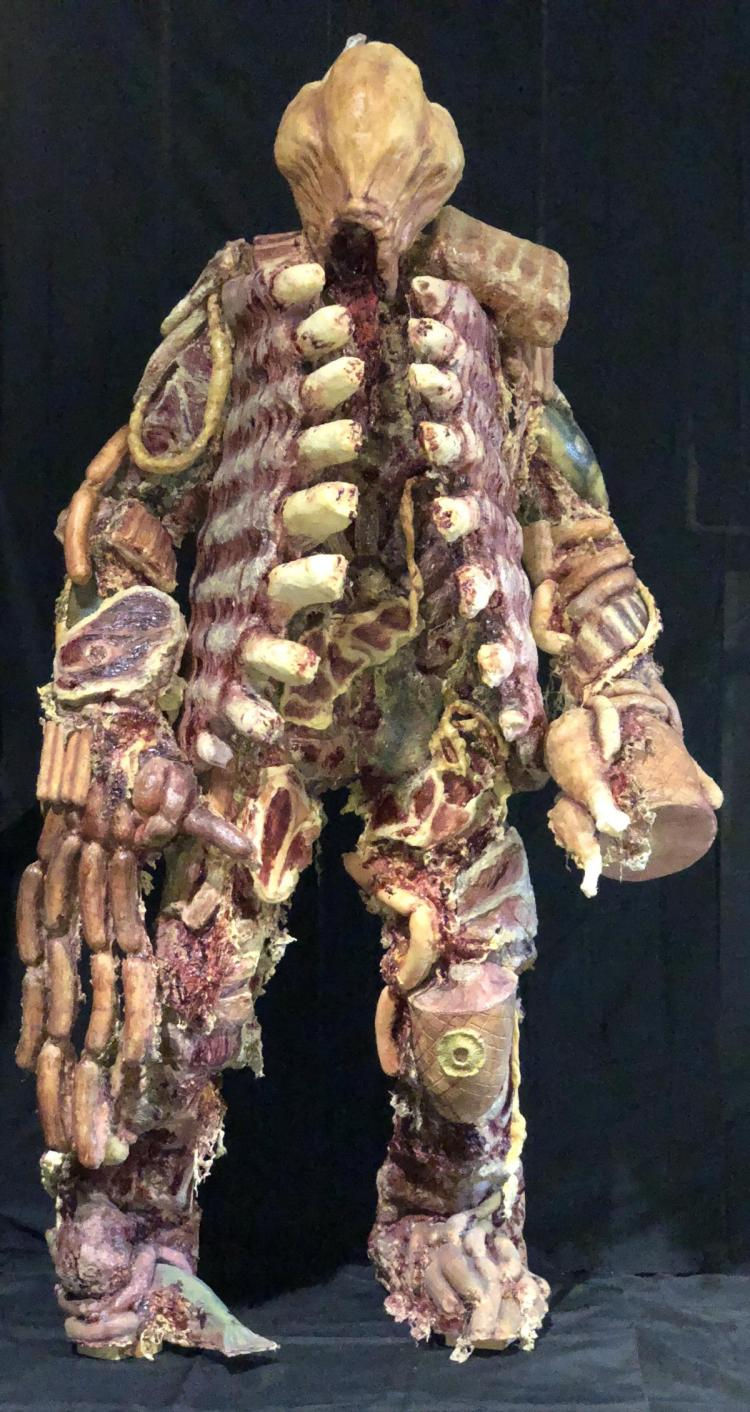 John Dies at the End (2012) - Meat Monster 6 Foot Statue
