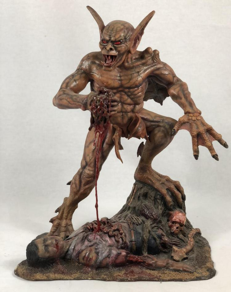 Lot 156: From Dusk Till Dawn (1996) - Vampire Concept Maquette