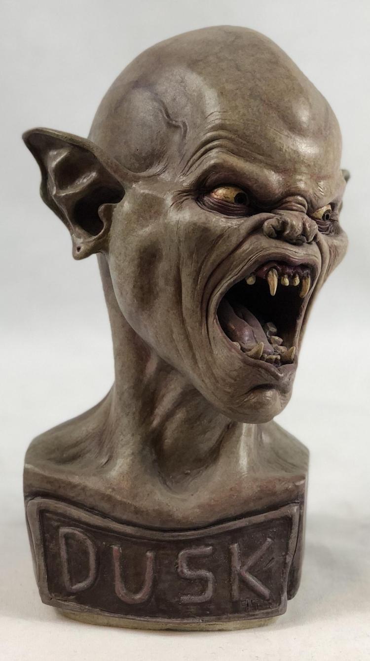 From Dusk Till Dawn (1996) - Vampire Bust Concept Sculpture