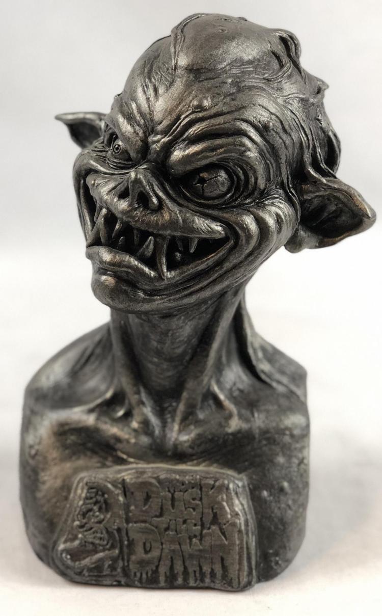 """From Dusk Till Dawn (1996) - """"Mouth Bitch"""" Vampire Bust Concept Sculpture"""