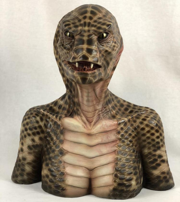 Hisss (2010) - Snake Nagin Bust