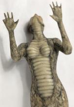 Lot 175: Hisss (2010) - Snake Woman CGI Model