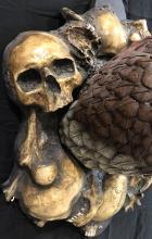 Lot 181: The Rage (2007) - Mutant Vulture Bust Study Model