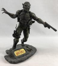 """Lot 66: """"Asskickers of the Damned"""" - """"The War Wolf"""" Concept Pitch Model"""