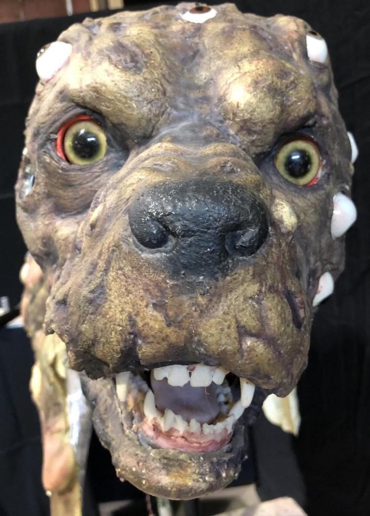 The Bye Bye Man (2017) - Mechanical Mutant Puppet Dog