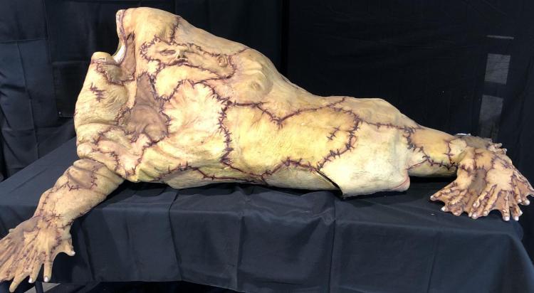 Tusk (2014) - Justin Long Screen Used Hero Walrus Costume Appliance
