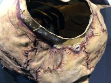 Lot 194: Tusk (2014) - Justin Long Screen Used Hero Walrus Costume Appliance