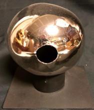 Lot 59: Phantasm III: Lord of the Dead (1994) - Screen Used Hero Metal Flying Sphere
