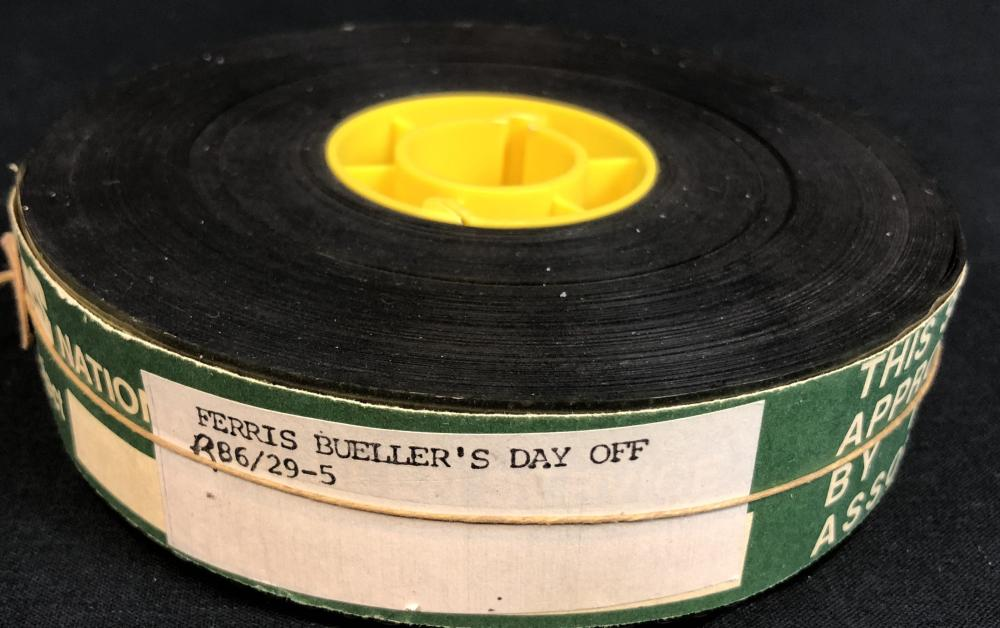 Lot 2: Ferris Bueller's Day Off (1986) - 35mm Theatrical Trailer