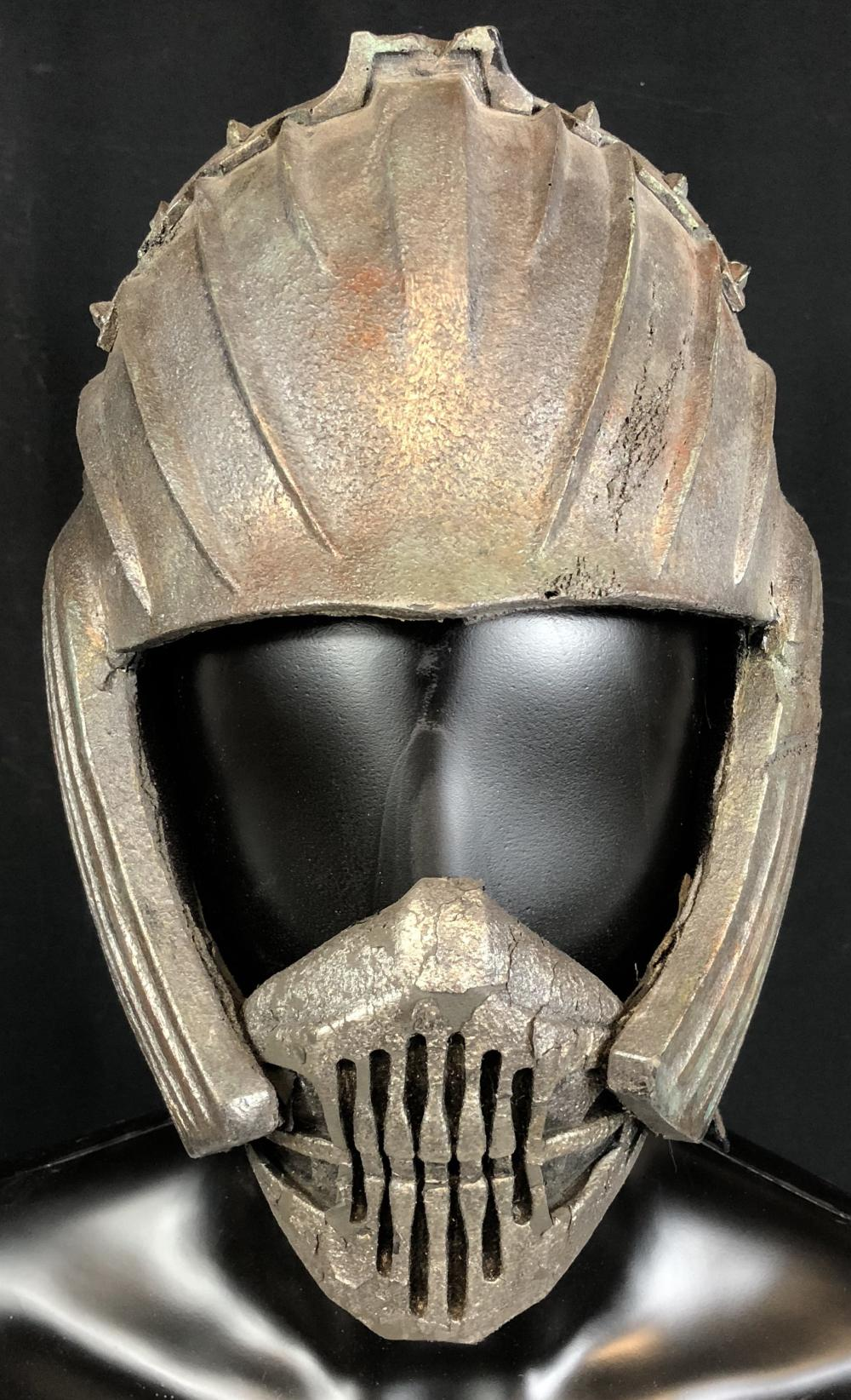 The Chronicles of Riddick (2004) - Necromonger Helmet and Mouth Guard
