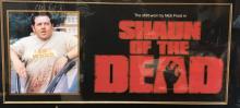 "Lot 55: Shaun of the Dead (2004) - Ed (Nick Frost) ""I Got Wood"" Shirt"
