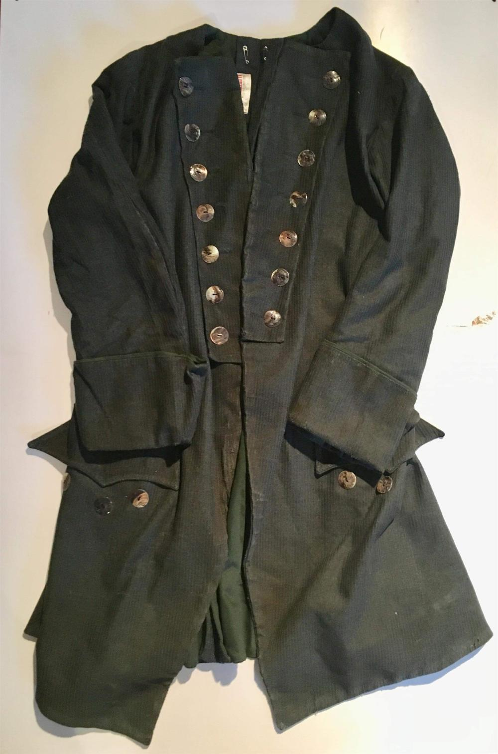 Pirates of the Caribbean: On Stranger Tides (2011) - Pirate Jacket - Lot D