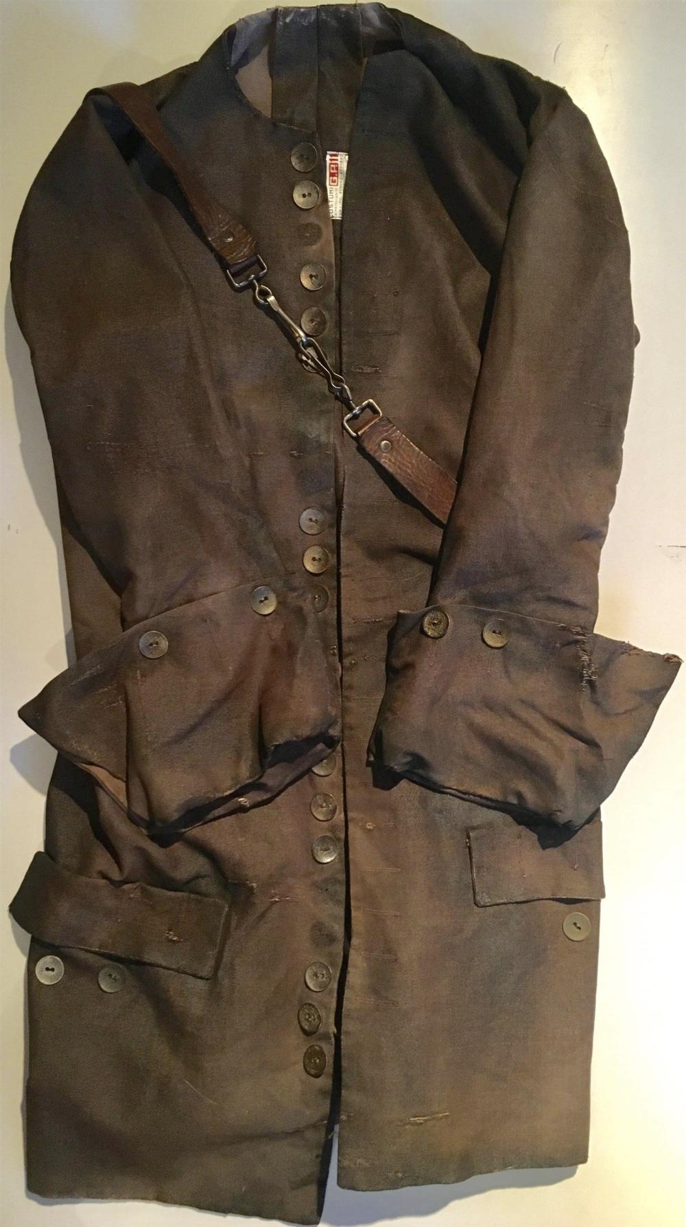 Lot 67: Pirates of the Caribbean: On Stranger Tides (2011) - Pirate Jacket With Sword Strap