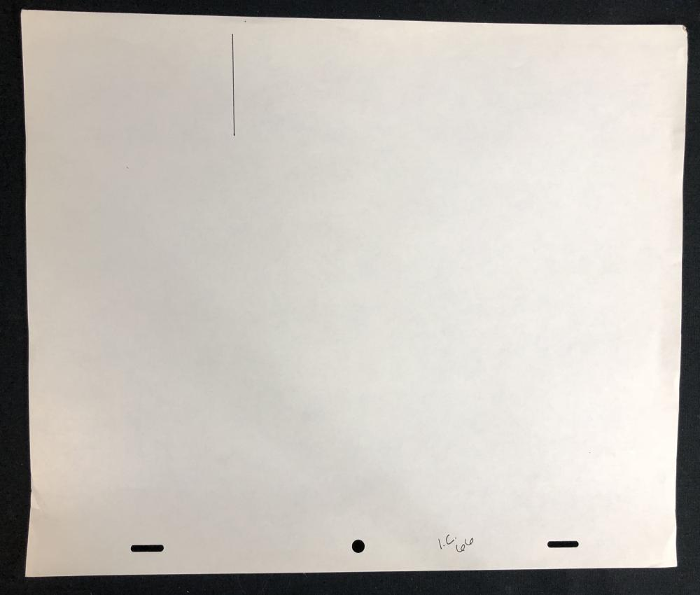 Star Wars - The Empire Strikes Back (1980) - Hand Drawn Lightsaber Rotoscope Drawing - Lot A