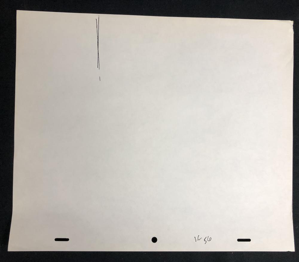 Star Wars - The Empire Strikes Back (1980) - Hand Drawn Lightsaber Rotoscope Drawing - Lot C