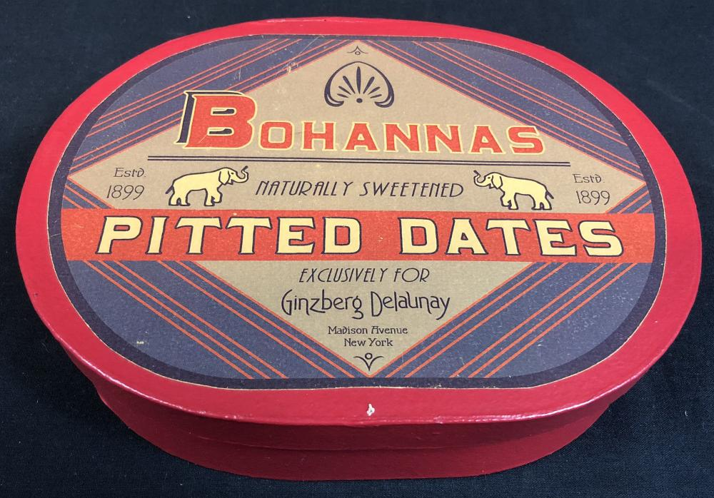 Lot 89: Fantastic Beasts and Where to Find Them (2016) - Bohanna Pitted Dates (Department Store Raid)