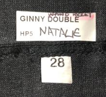 "Lot 106: Harry Potter and the Order of the Phoenix (2007) - Ginny Weasley ""Bonnie Wright"" Double School Skirt"