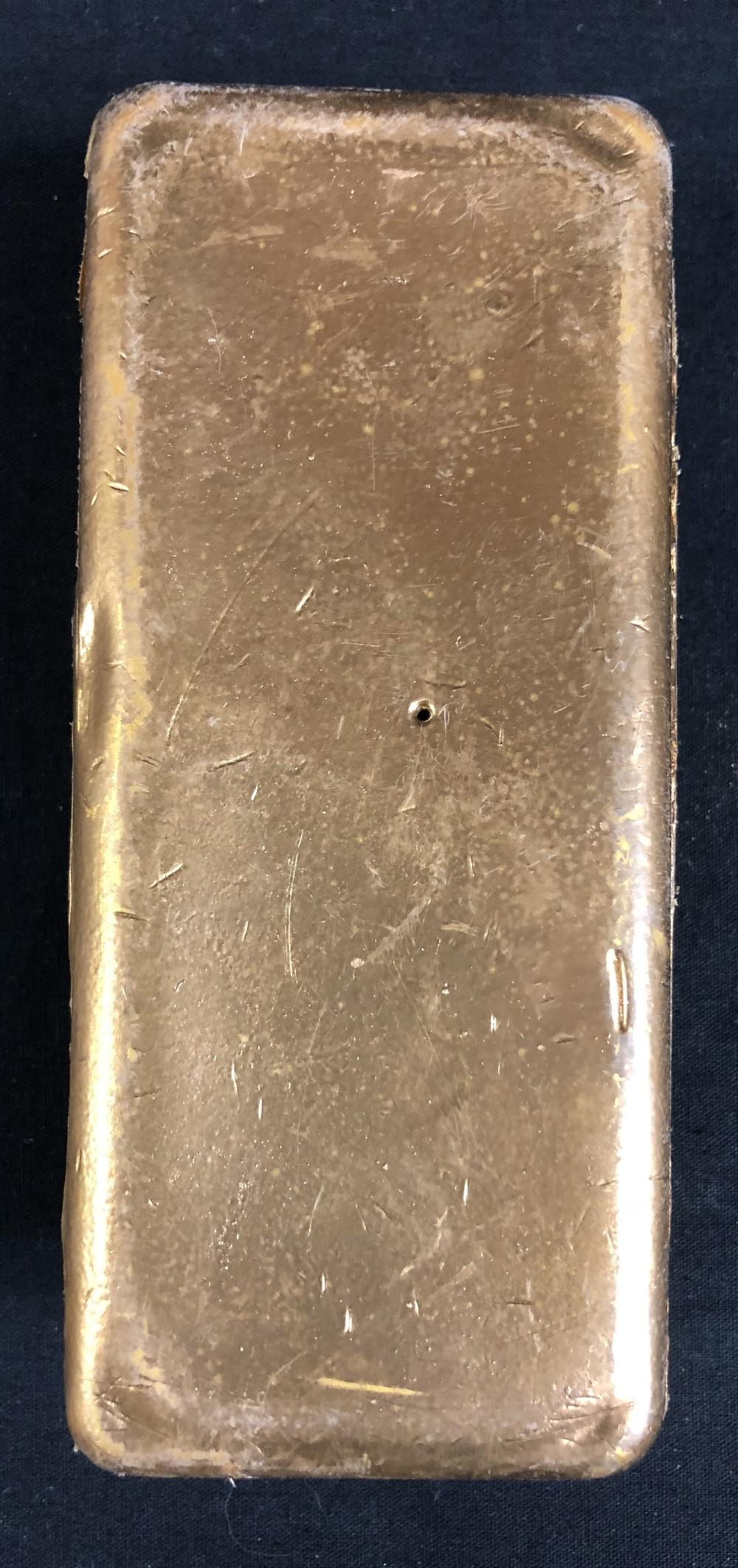 Lot 105: Harry Potter and the Half-Blood Prince (2009) - Gringotts Bank Gold Bar (Small)