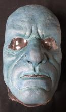 Lot 144: X-Men: The Last Stand (2006) - Kelsey Grammer Screen Used Beast Mask and Life Cast