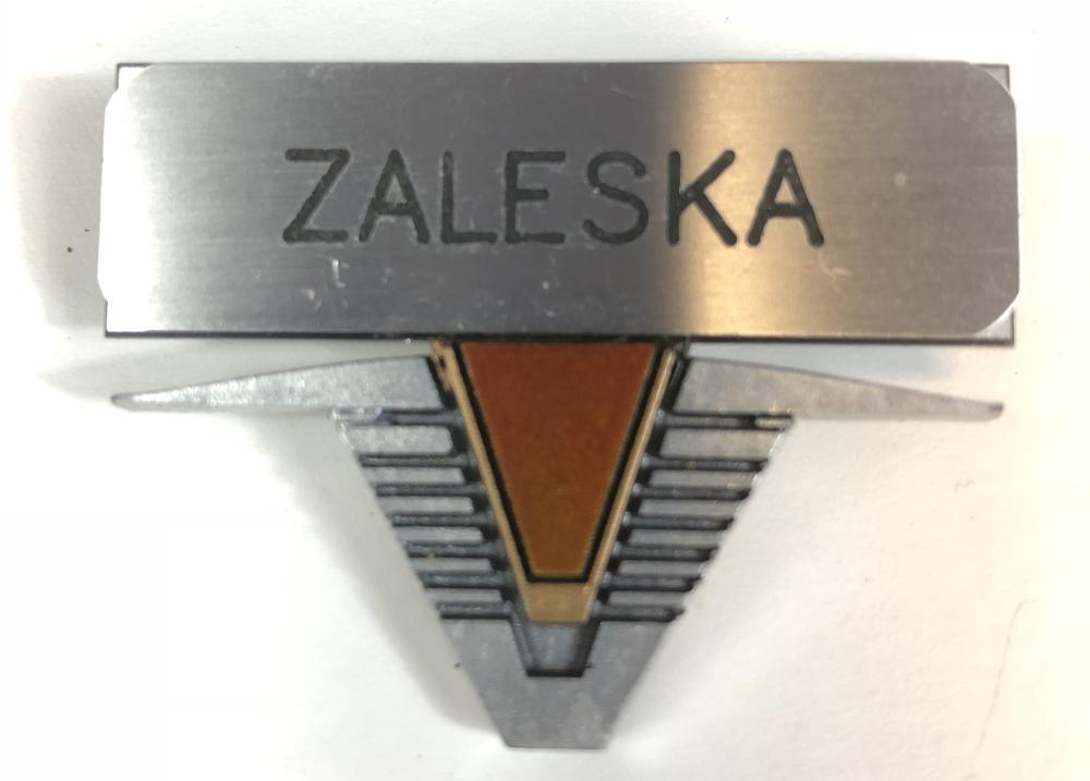 Stargate SG-1 (1997–2007) - Zaleska I.D Badge