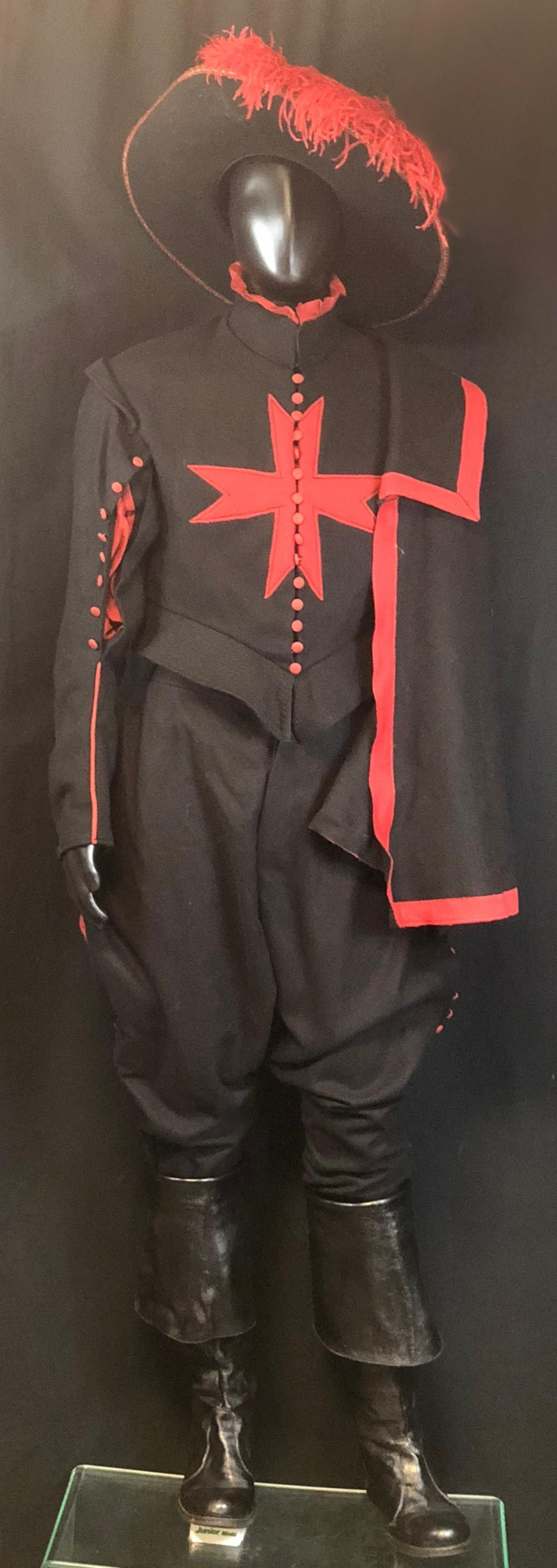 The Three Musketeers (2011) - Cardinal Guard Costume
